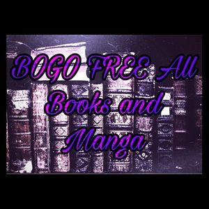 BUY ONE GET ONE FREE BOOKS